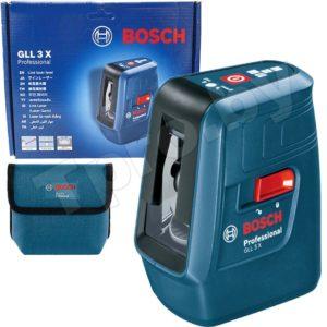 Bosch GLL 3-X